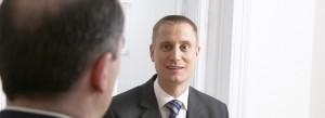 Stefan Rakowsky beim Coaching
